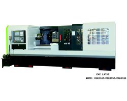 Tokarka CNC CAK 6166 - zdjęcie
