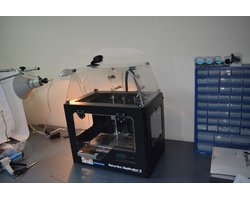 Druk 3D, drukowanie, prototypowanie 3D części, prototypów, elementów maszyn - zdjęcie