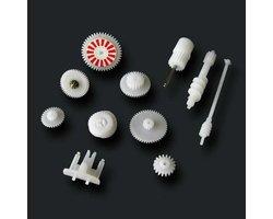 Wykonanie, produkcja, formy wtryskowej, wyprasek technicznych, precyzyjnych, kół zębatych z tworzyw sztucznych - zdjęcie
