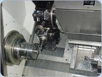 Toczenie konwencjonalne i CNC części, elementów i detali metalowych - zdjęcie