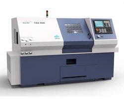 Nowe tokarki sterowane numerycznie - Wysokowydajna Tokarka, CNC, TAE35N z głowicą narzędziową, producent, sprzedaż - zdjęcie