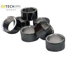 Nakładanie powłok trudnościeralnych PACVD, PVD, DLC -EM Platinum Black - zdjęcie