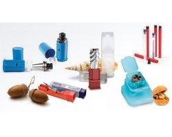Opakowania na narzędzia, tnące, skrawające, wiertła, mikro-wiertła, śruby, wkręty, mikro narzędzia, matryce, wkładki - zdjęcie