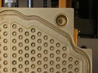 Nanoszenie, nakładanie powłok DLC, DUPLEX na wypychacze, wtryskiwacze, ślimaki, elementy form, wtryskarek - zdjęcie