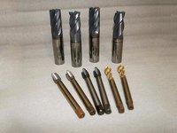 Nanoszenie, nakładanie powłok PVD na wiertła, frezy, pogłębiacze, gwintowniki, rozwiertaki, nawiertaki - zdjęcie