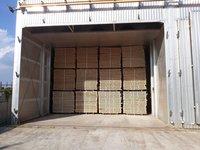 Usługa suszenia drewna - zdjęcie