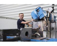Produkcja, wykonanie części, elementów, detali metalowych z aluminium, ze stali zwykłej, nierdzewnej - zdjęcie