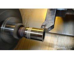Toczenie CNC, frezowanie CNC, konwencjonalne elementów, detali z metali kolorowych, tworzywa sztucznego, ze stali - zdjęcie