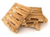 Palety drewniane - zdjęcie