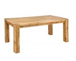 Stół dębowy rozkładany Avant dąb rustykalny - zdjęcie