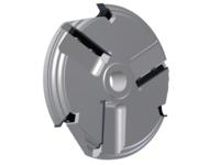 Głowica do wykonywania płycin drzwiowych (filunek) - zdjęcie