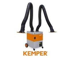 Urządzenie odciągowe Kemper Profimaster z 2ma ramionami 2m z wężem  - zdjęcie