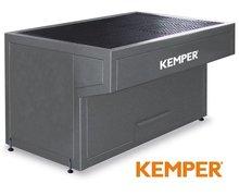 Stół spawalniczy Kemper 1000x800x850 mm do połączenia z odciągiem - zdjęcie