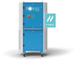 Wieże filtrowentylacyjne Novus Airtower GO 5000 F  - Pyły i dym - zdjęcie