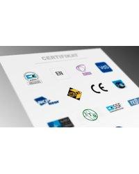 Certyfikaty - zdjęcie