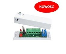 Detektor wstrząsowy z dodatkowym integracyjnym kanałem detekcji (INT) CD 550 - zdjęcie