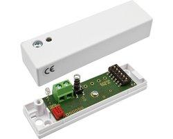 Detektor uderzeń z dodatkowym kanałem niskiej energii CD 475 - zdjęcie