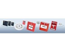 System sygnalizacji pożaru i dźwiękowy system ostrzegawczy (DSO) - zdjęcie