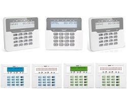 Manipulator VERSA LCDM-WH / LCDR-WH / KWRL2 / LCD LED SATEL. Alertus RABAT 15-35% - zdjęcie