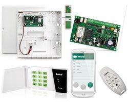 MICRA Moduł Alarmowy SATEL w obudowie OPU-4 P + ANT-GSM-I. Alertus RABAT 15-35% - zdjęcie