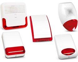 Sygnalizator zewnętrzny SP 500 4001 4002 4003 4004 4006 6500 SD 3001 6000 SPL 2010 2030 5010 5020. Alertus RABAT 15-35% - zdjęcie