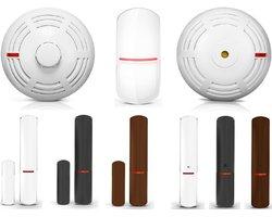 Czujki bezprzewodowe ASD-200 250 APD-200 Pet APMD-250 AXD-200 AGD-200 SATEL. Alertus RABATY 15-35% - zdjęcie