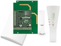 ACU-220 280 Kontroler ABAX 2 - ARF-200 Tester poziomu radiowego - SATEL. Alertus RABAT 15-35% - zdjęcie