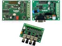 Moduł integracji z systemem KNX - INT-KNX-2, Interfejs INT-RS, Konwerter INT-FI - SATEL. Alertus RABATY 15-35% - zdjęcie