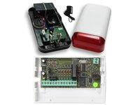 WSS Sygnalizator zewnętrzny BEZPRZEWODOWY akustyczno-optyczny. WSM moduł ELMES. Alertus RABATY 15-28% - zdjęcie