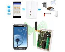 WF1 Moduł do sterowania odb. 434MHz za pomocą smartfonu. Moduł GSM2000 i GSM2000TX ELMES. Alertus RABATY 15-28% - zdjęcie
