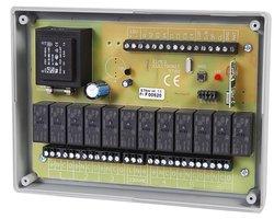 ST6H sterownik do 6 rolet ELMES. Sterowanie Automatyka Domofony Inteligentny dom. Alertus RABAT 15-28% - zdjęcie