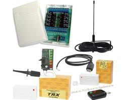 TRX Przekaźnik radiowy, RFM4, USB-RS, Antena 434MHz, STL2, MSP1, ELMES. Alertus RABATY 15-28% - zdjęcie