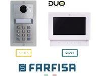 Cyfrowy System DUO Farfisa z Technologią IP - zdjęcie