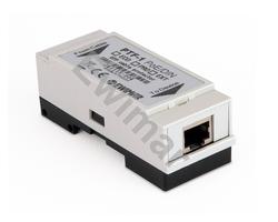 Ogranicznik przepięć LAN na szynę DIN serii EXTREME, PTF-1-EXT-DIN - zdjęcie
