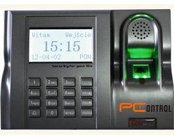 Rejestrator z kontrolą dosępu TU580-OPU-PD - zdjęcie