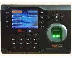 Zaawansowany rejestrator biometryczny iClock360-OPU - zdjęcie