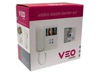 Wideodomofon 1/W COLOUR VDS VIDEO VEO KIT - zdjęcie