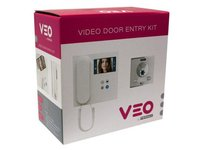 Wideodomofon 2/W COLOUR DUOX VIDEO VEO KIT - zdjęcie