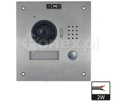 Panel zewnętrzny dla systemu 2-przewodowego BCS-PAN1202S-2W - zdjęcie
