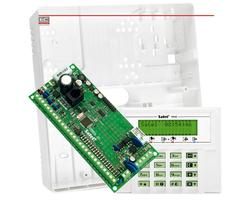 Zestaw: płyta główna VERSA 10, manipulator VERSA-LCD-GR, obudowa OPU-4 P (bez transformatora) - zdjęcie