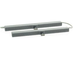 Zestaw 2 napędów łańcuchowych VENTIC VCD 204/350-TMS+SET - zdjęcie