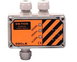 Detektor tlenku węgla GDCe.K - zdjęcie
