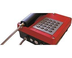 Telefony przemysłowe analogowe - zdjęcie