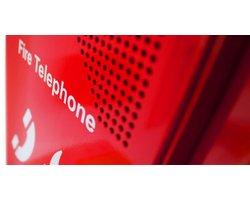 System telefonów przeciwpożarowych - zdjęcie