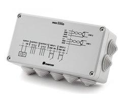 mcr 2iXio - moduł monitorująco-sterujący - zdjęcie