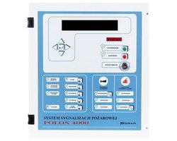 System Sygnalizacji Pożarowej (SSP) - zdjęcie