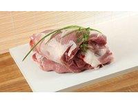 Elementy mięsa wieprzowego - zdjęcie