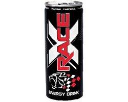Energy Drink X-Race 0,25l - zdjęcie