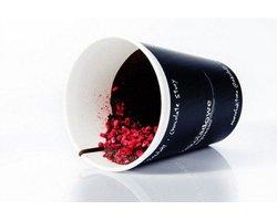 Czekoladowe Espresso z maliną - zdjęcie