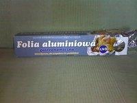 Folia aluminiowa - zdjęcie
